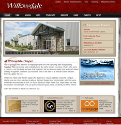 Willowdale Chapel, Kennett Square, PA