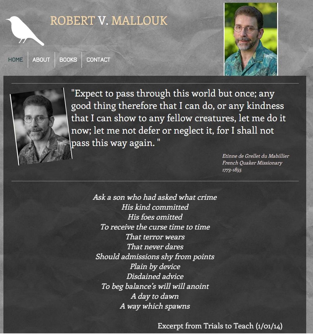 Robert V Mallouk - Chadds Ford PA