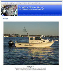 Itchy Foot Charters  Port Norris NJ