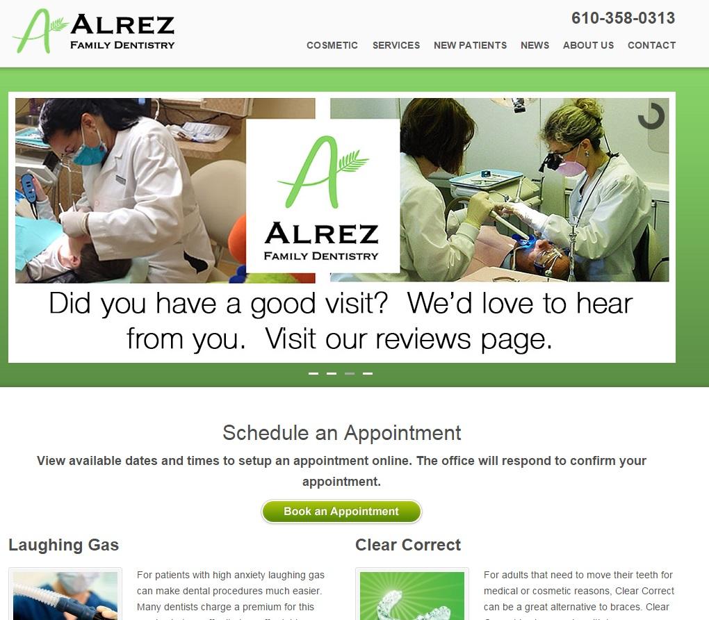 Alrez Family Dentistry - Glen Mills PA