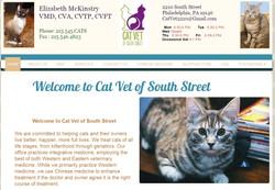 Cat Vet Of South Street - Phila PA