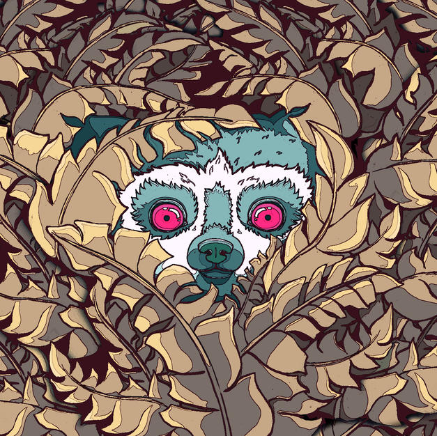 Cyan Lemur
