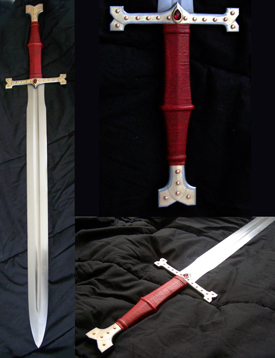 The Marshall Sword