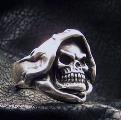 Reaper Ring Silver