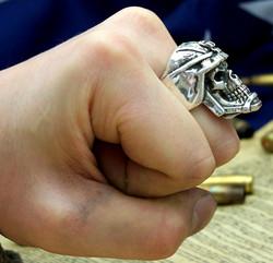 Patriot Ring Silver