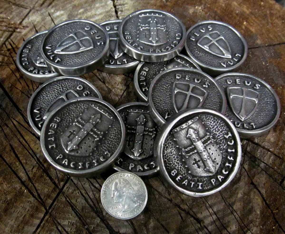 Crusader Coins