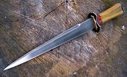 Snakewood dagger