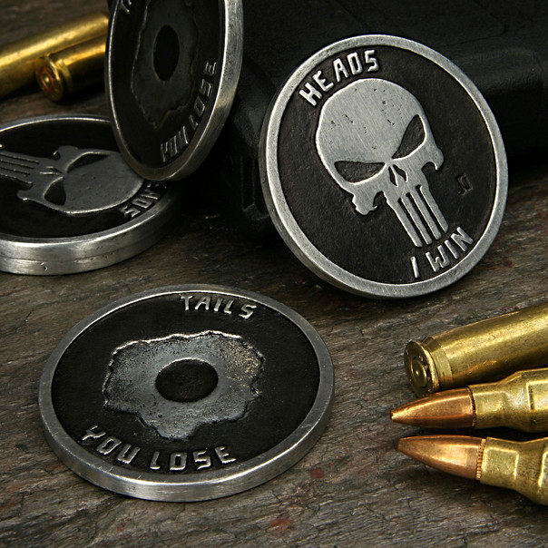 Punisher Coin