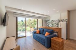 Apartamento lateral - sala