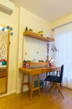 Suite Filha - Mesa de Estudos
