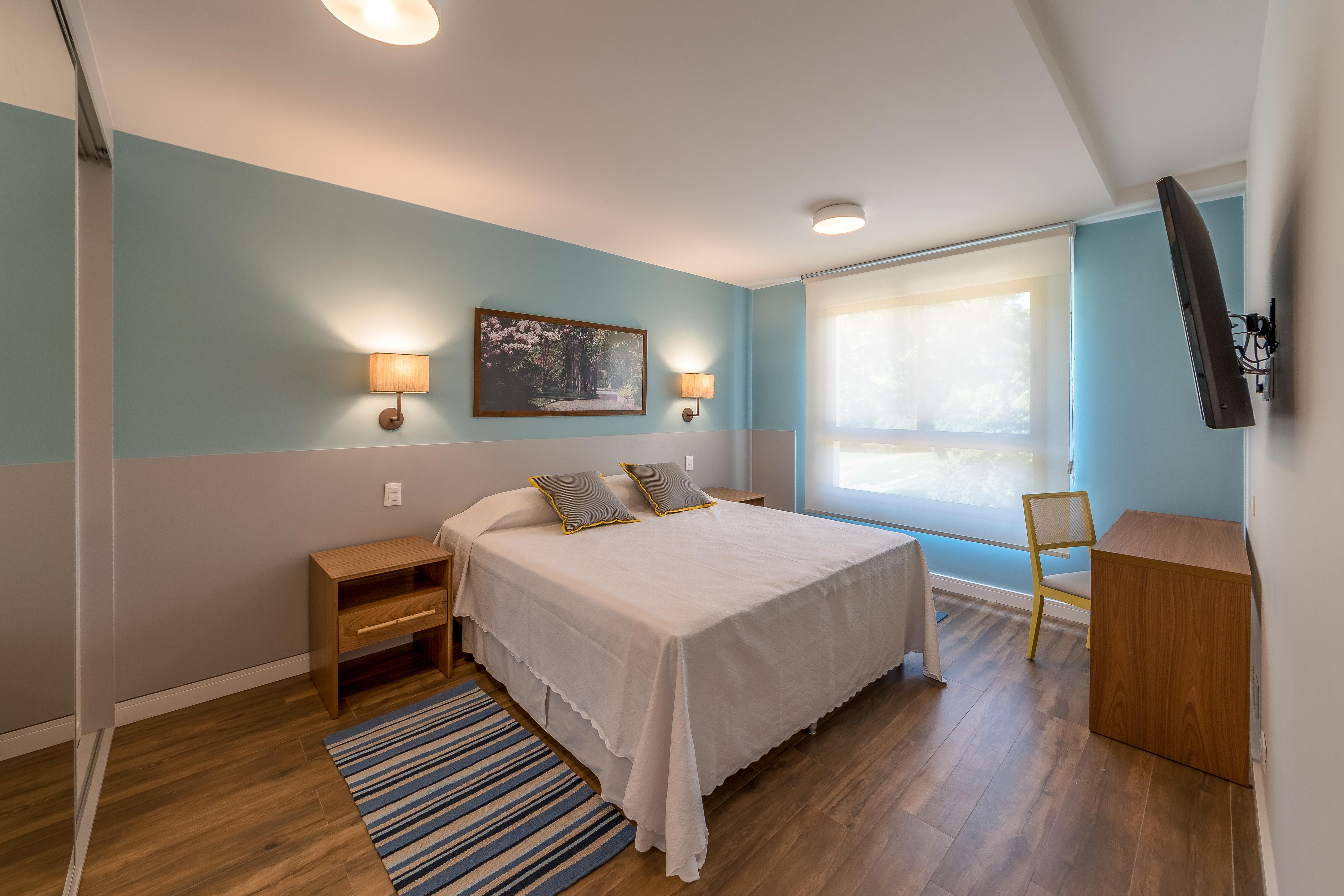Apartamento lateral - quarto