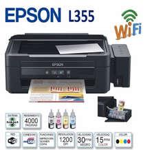 impresora multifuncional epson l355 ecotank