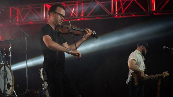 Tyler with Dan Davidson