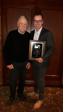 Tyler's Bluegrass Award