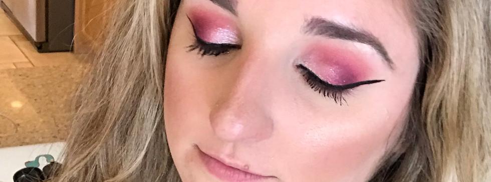 Pink Soft Glam Natural Light