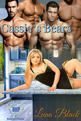 Cassie's Bears by Luna Black