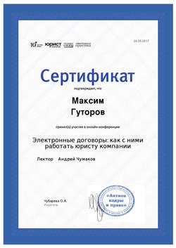 Адвокат Гуторов М.С. - 0027