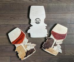 Wine Serving Boards