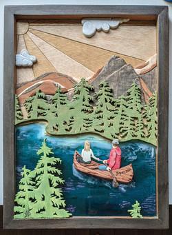 Custom Gift_Canoe