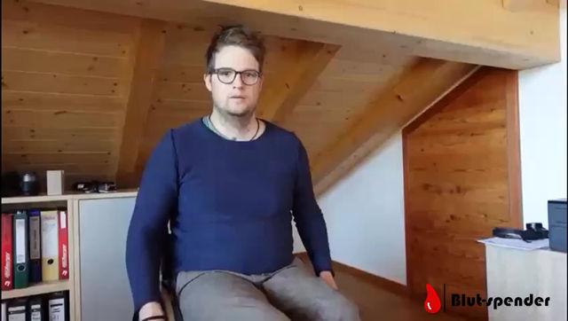 Lebensretter Blutspende - Die Geschichte von Felix Brunner