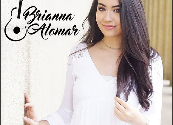 Signed Brianna Alomar CD