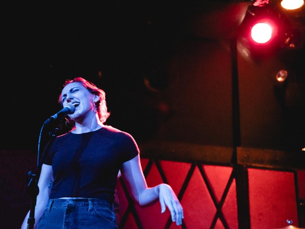 Lauren Patten at Rockwood Music Hall