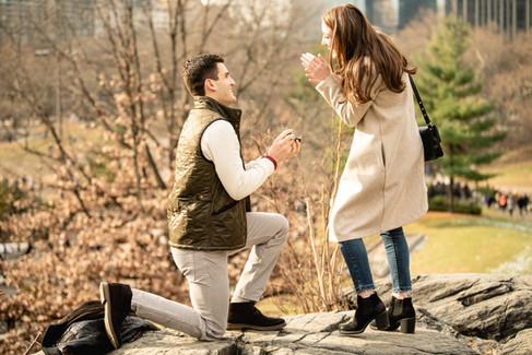 Suprise Proposal