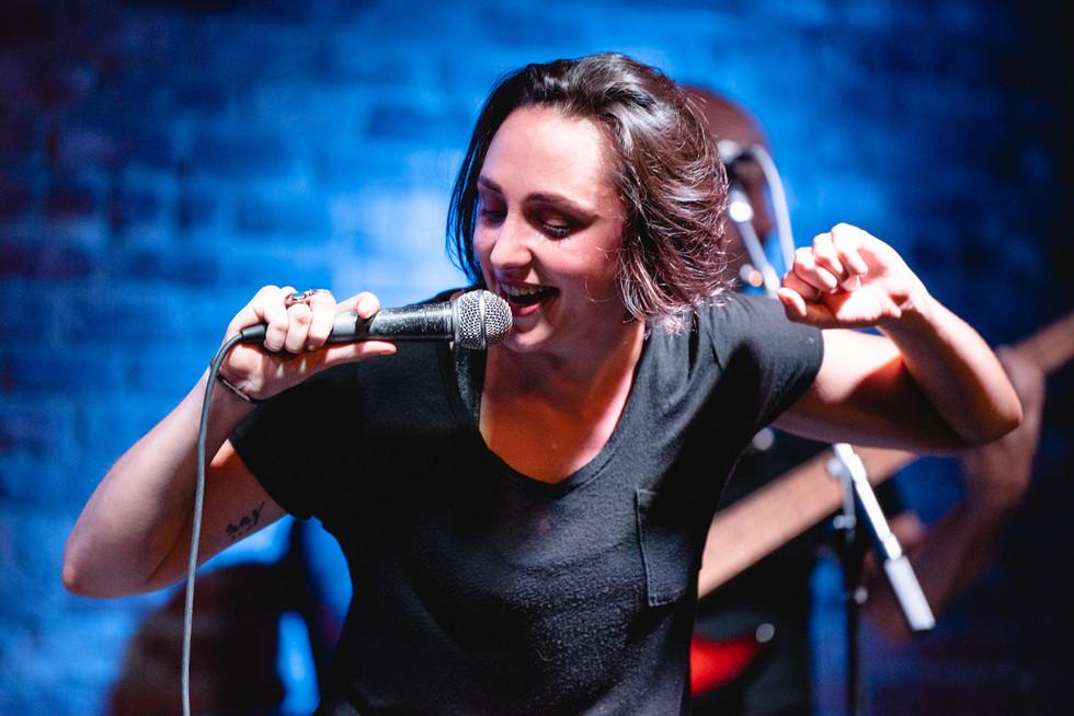 Lauren Patten at The Bitter End