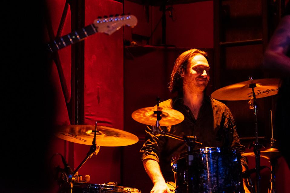 Damien Bassman at Rockwood Music Hall