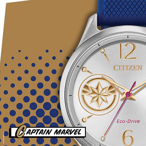 Captain Marvel - Silicone Band