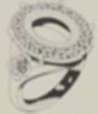 custom design, custom jewelry, houma, raceland, LA