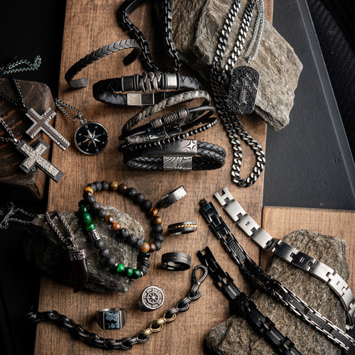 New Men's Jewelry Collection