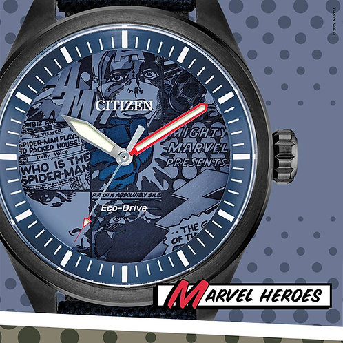 Marvel Heros Watch