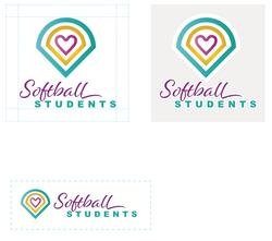 Softball Students logo