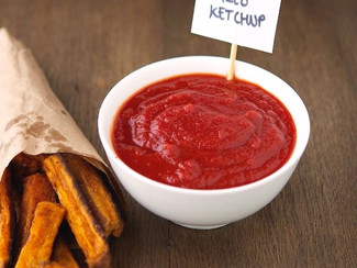 For all the sweet potato lovers!    Homemade (Paleo) Ketchup