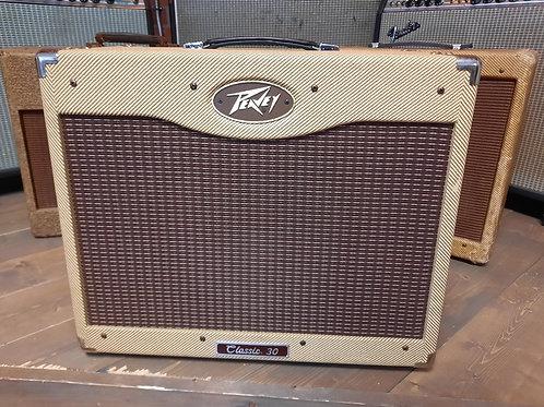 Peavey Classic 30 II 1x12' 30-Watt Guitar Combo w/Celestion MIdnight 60 Speakers