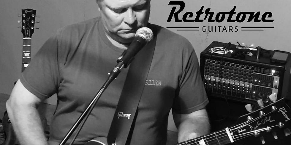 Jerry Paris Live at Retrotone Guitars