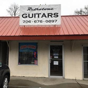 Retrotone Guitars Storefront