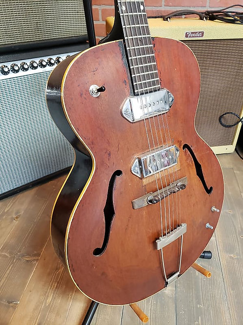 Gibson L50 1957 Conversion