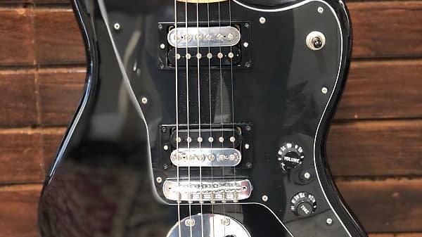 2017 Fender Jazzmaster