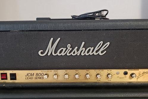 Marshall JCM 800 2204 Master Model 50W MK2 Lead Lee Jackson Mod