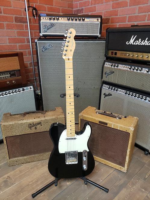 2016 - 2017 Fender Telecaster Professional Black