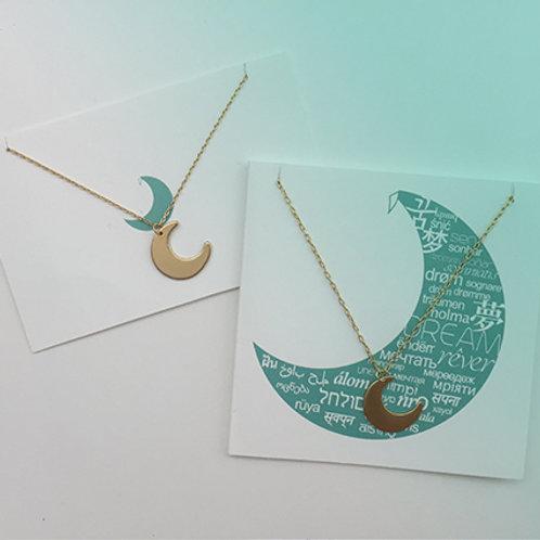 Jewelry on Mini Card