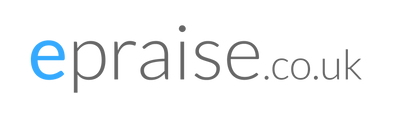 epraise logo_rectangle_transparent_light