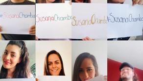 #SusanaChamba