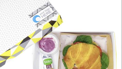 Eventos corporativos. Desayuno express y Box Lunch Gourmet, al rescate de tu evento empresarial