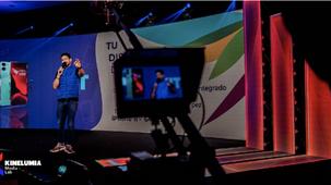 Eventos corporativos. Ventajas del streaming de Inmersivo - 3D para las empresas
