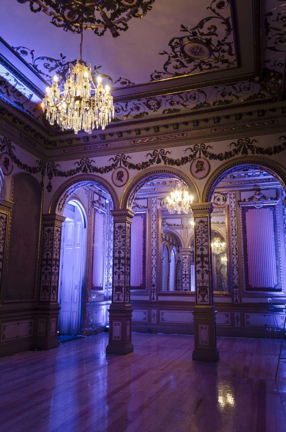 Palacio Metropolitano, venue para eventos CDMX