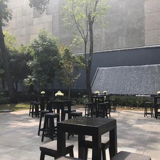 Terraza salón principal