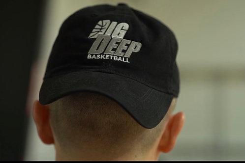 DigDeep Basketball Soft Adjustable Hat